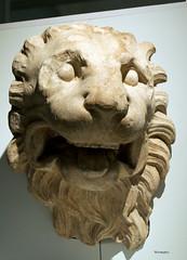 Lion V (wsrmatre) Tags: greek grec griego antigüedad antiquité antiquity greece grèce grecia wsrmatre ericlopezcontini wsrmatrephotography museum museo musée caixaforum escultura sculpture art arte