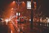 Beograd (petrovicka95) Tags: belgrade serbia night snow street lights road tram red city outside december winter walk