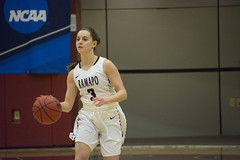 Ramapo's Women's Basketball Faces Up Against WPU (ramapocollege) Tags: fall 2017 students athletics event