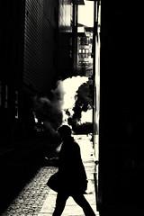 Steam 2 (PAJ880) Tags: boston city urban steam light pm contrast ma december figure