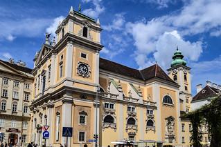 Schottenkirche - Wien
