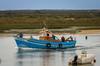 Fisherman return 1408 (_Rjc9666_) Tags: algarve boat cabanastavira coastline colors fischerman fischingboat nikond5100 places portugal riaformosa rio river seascape sky tamrom70200f28 travel ©ruijorge9666 cabanas faro pt 1974 1408