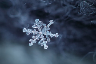 Snowflake n° 6 - Winter 2017-2018 - Switzerland