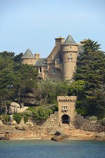 Le château de Costaérès