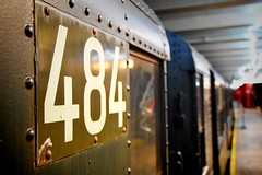 Car 484 (LRO_1) Tags: nikon nikond7200 d7200 camerabag2 usa unitedstatesofamerica newyork city brooklyn subway mta transitmuseum mtatransitmuseum courtstreet