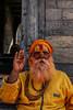 Pashupatinath Temple Holy men (Hooker771) Tags: india nepal hindi budda buddah spiritual smog fog nature beauty yoga agra delhi noida leela palace pashupatinath temple sadhu no fear holy men spirit