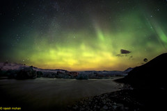 northernlight-3 (Rajesh Photo) Tags: northernlights iceland icelandwinter jokulsarlon naturephotography