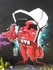 neon (NEON CTA-IEN SOLID..!!!) Tags: graffiti graff writing aerosolart art muri walls street hood fuck attitude writers crew ctacrew ldk iensolids napoli naples graffitijam jam red flygirl girl bgirl hiphop spraycans cans wildstyle neon rise riseneon aroundworld puppet character characterdesign love friends peace nowar style skills true classic oldschool alien