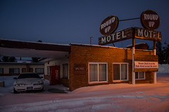 Round Up motel by philippe* -