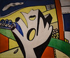 Fernand Leger - The While Hen, 1937 at Musée des beaux-arts de Montréal - Montreal Quebec Canada (mbell1975) Tags: french montréal québec canada ca fernand leger the while hen 1937 musée des beauxarts de montreal quebec museum museo musee muzeum museu musum müze museet finearts fine arts gallery gallerie beaux galleria painting contemporary modern expression expressionist expressionism