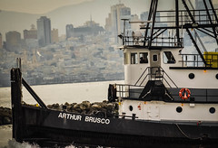 Miller Knox~~tug Arthur Brusco  11/15/2017 (CatsMan2) Tags: tugarthurbrusco tugboat portofrichmond richmond calif