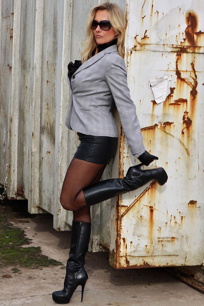 Verdens bedste fotos af læder og elskerinde - Flickr-9105
