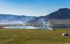 Camping near the lake (Zurkhee) Tags: camping mongolia landscape arkhangai terkhiintsagaannuur evening summer gers sheeps goats smoke mountain