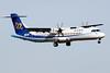 MANDARIN  AIRLINES / ATR 72-600   F-WWEI  msn 1460 / LFBO - TLS / nov 2017
