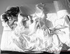 Keira Grant Shoot (Scott L. Miller) Tags: sexy brunett bed back while boudoir sheets