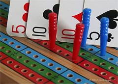 Cribbage - 9775 (DASA Images) Tags: macromondays cribbage cards pegs gamesorgamepieces memberschoicegamesorgamepieces game