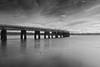Tay Rail Bridge (Rabster Rewired) Tags: bridge longexposure scotland dundee tay river gx1 lumix lightroom