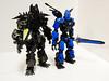 Nuxen, The Gentle Brute (Ben Cossy) Tags: lego bionicle biogram biotube toa moc mata nui matoran onua earth photoshop cossy ben