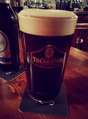 Theakston Old Peculier @ The Corner