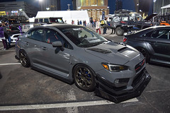 Subaru WRX | Bavar Racing | BVR03 | Gloss Bronze (BavarRacing) Tags: subaru wrx subie subieflow bronze 18x95 sema show 2017 bavar bavarracing bvr03 aftermarketwheels wheels rims tires toyo r1 concepts