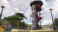 The ultimate thrill tower is built to supplement your existing recreational offerings http://j.mp/2iHP0uL (Skywalker Adventure Builders) Tags: high ropes course zipline zipwire construction design klimpark klimbos hochseilgarten waldseilpark skywalker