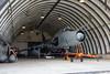 Polish Air Force Sukhoi Su-22 3816 in a shelter, Świdwin Air Base (Jeroen.B) Tags: 2016 airbase airforce poland polen aircraft jet sukhoi su22 su17 su22m4 3816 37816 polish air force siły powietrzne fitter fitterk epsn 21st tactical base swidwin świdwin