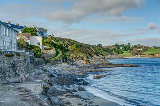 Portscatho To Porthcurnick - Roseland Peninsular, Cornwall.