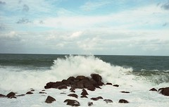 Biarritz, Octobre 2017 by gencrenaz - Canon AE1, Kodak Portra 160 gencrenaz.com/