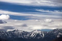 (Pentastar In The Style Of Demons) Tags: canon 5dmk2 ef70210f4 hoya polarizer mountain sky snow nature landscape