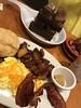 IMG_8403 (lorablong) Tags: breakfast rubyslipper canalstreet neworleans nola louisanna frenchtoast frenchtoastbatons eggs bacon