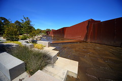Cranbourne RBG Nov 2017 122 (Graeme Butler) Tags: water landscape history gardens australianplants architecture victoria australia