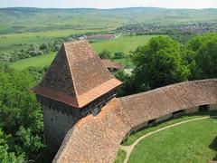 Fortified Church at Viscri (D-Stanley) Tags: saxon transylvania viscri romania turkish
