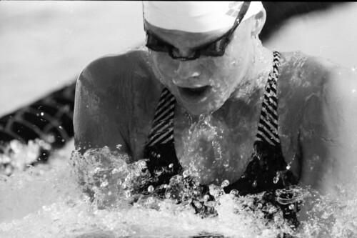 313 Swimming EM 1991 Athens