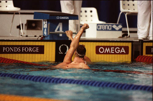 079 Swimming EM 1993 Sheffield