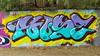 Poise... (colourourcity) Tags: streetart streetartaustralia streetartnow graffiti melbourne burncity awesome colourourcity nofilters original graffitimelbourne posie ladykillerz 21c tfc hkc burner