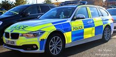 LJ17 AOR (Ben Hopson) Tags: northumbria police bmw 330d 3series xdrive estate touring anpr traffic supervision supervisor car roads policing unit rpu motor patrols 999 emergency vehicle lj17aor blue lights new road