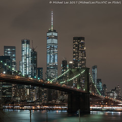 Brooklyn Bridge and Lower Manhattan (20171203-DSC04079-Pano) (Michael.Lee.Pics.NYC) Tags: newyork empirestores empirefultonferry brooklynbridgepark brooklynbridge eastriver lowermanhattan onewtc wtc worldtradecenter architecture cityscape panorama fdrdrive sony a7rm2 fe100400mmgm