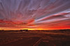 Stacked Fire Sky Sunrise_63 (northern_nights) Tags: stacked clouds firesky sunrise photoshop darkened