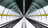 Conductor (Robert_Franz) Tags: architecture architectural modern design interior abstract urban city colors munich münchen wideangle geometry futuristic detail architektur symmetric m