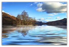 Loch Katrine (Giovanni Giannandrea) Tags: lochkatrine lochceiteirein lochceathairne scotland stronachlachar landscape scottish sirwalterscott freshwater robroy theladyofthelake factorsisle benvenue