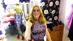 "Video - ""Give me ya love"" (GemmaSmith_TVUK) Tags: video 2017 tgirl tgirls transvestite tv cd convincing crossdresser trans transgender feminine girly cute pretty mtf gurl sexy happy tvchix fun hot pose legs boytogirl dance stunning"