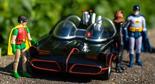 Holy 3rd Wheel Batman