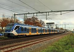NS SNG 2701+2301+2702 te Horst-Sevenum (2) (erwin66101) Tags: ns sng sprinter nieuwe generatie testtrein proefrit proef rit trein horst sevenum horstsevenum blerick helmond test