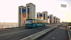 Connexxion 5130 (VDL-Ambassador) Lelystad -Houtribdijk/Houtribsluizen (Nederland)