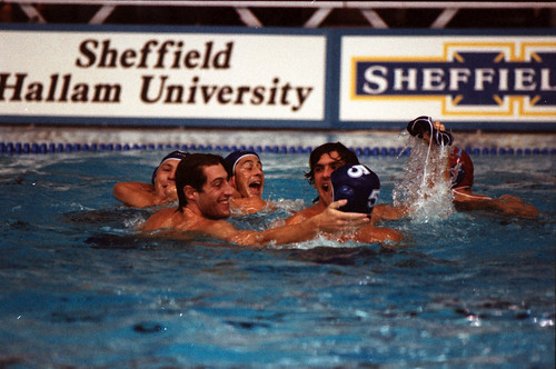 24 Waterpolo EM 1993 Sheffield