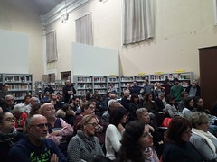 """presentazione libro oltre i cento passi (50) • <a style=""""font-size:0.8em;"""" href=""""http://www.flickr.com/photos/99216397@N02/37706873445/"""" target=""""_blank"""">View on Flickr</a>"""