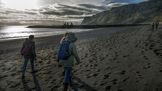 Reynisfjara Black-Sand Beach