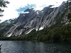 Lago Los cantaros,Naturaleza,Argentina (Gabriel mdp) Tags: lago los cantaros parque nacional nahuel huapi patagonia argentina provincia neuquen sur nieve bosques paisaje landscape nature