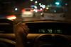 Una llave (Tato C) Tags: llaves keys auto carro car luces lights viaje trip bokeh mano hand conducir drive calle street secreto secret