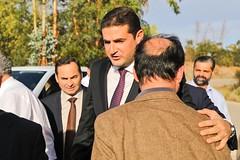 Grupo Parlamentar do PSD em contacto com agricultores, produtores e associações no distrito de Évora
